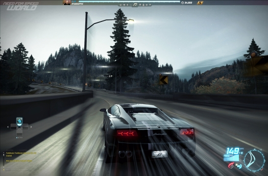 need for speed pro street pc  utorrent software